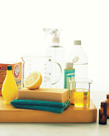Vinegar Cleaning