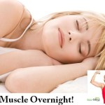 How to Build Muscle Natually While You Sleep!