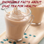 CHAI TEA FOR HEALTH