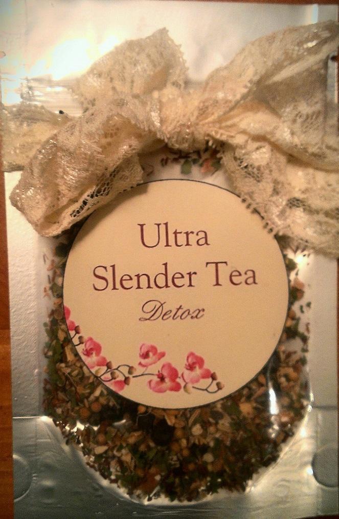ultra slender tea